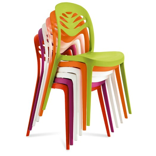 Domitalia ForYou2 Stacking Side Chair