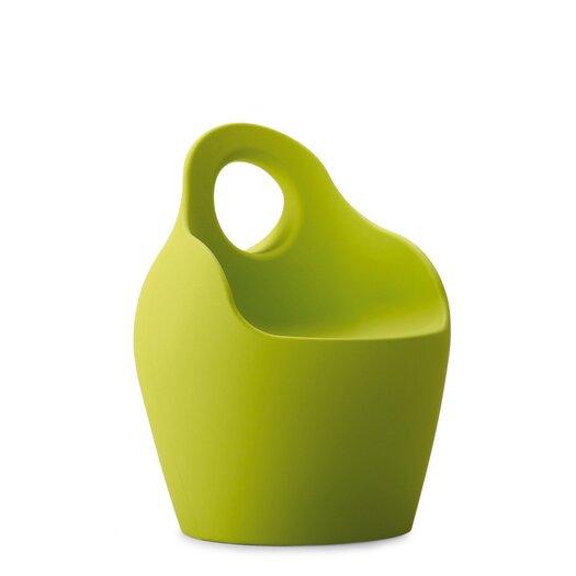 "Domitalia Baba 12.25"" Plastic Classroom Chair"