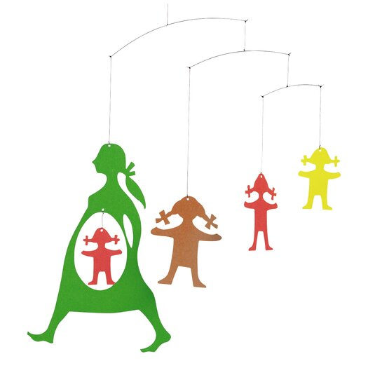 Flensted Mobiles Expecting Mother Mobile