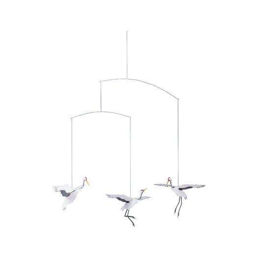Flensted Mobiles Crane Dance Mobile