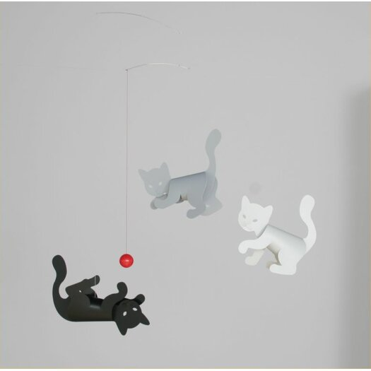 Flensted Mobiles KittyCats Mobile