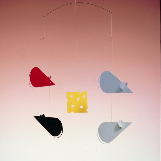 Flensted Mobiles Mouse Mobile