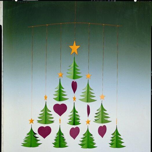 Flensted Mobiles Christmas Tree Mobile