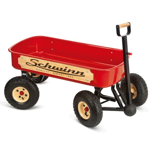 Schwinn 4X4 Quad Steer Wagon