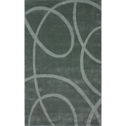 nuLOOM Moderna Grey Splatter Area Rug
