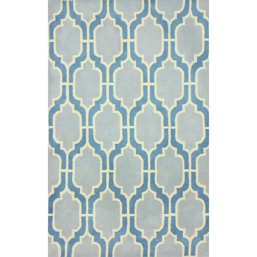 nuLOOM Zem Lush Diamonds Area Rug