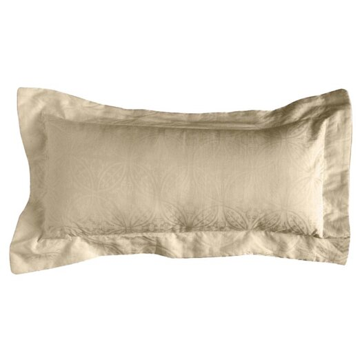 Pointehaven 650 Thread Count Jacquard Cotton Boudoir/Breakfast Pillow