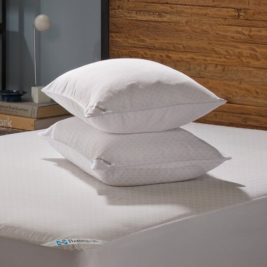 Sealy Posturepedic Allergy Protection Zippered Pillow Protector
