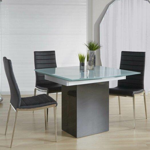 Star International Quadrato Extendable Dining Table