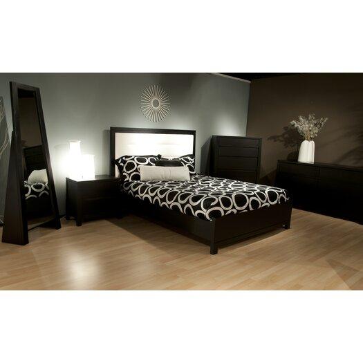 Star International Elements Platform Customizable Bedroom Set
