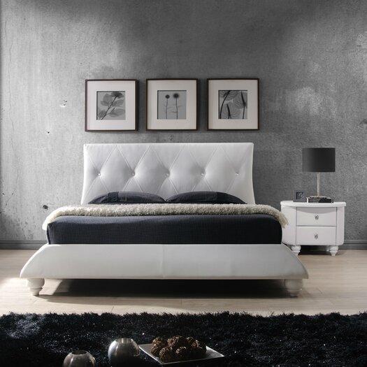 DG Casa Bellagio Platform Customizable Bedroom Set