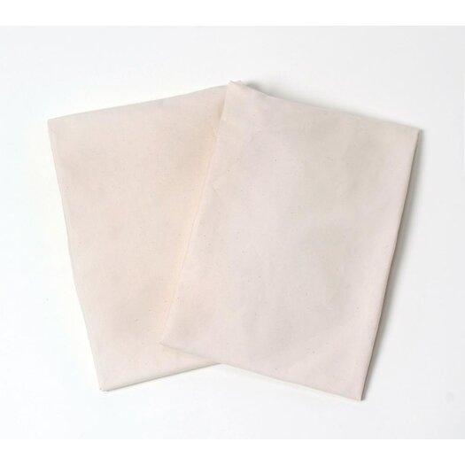 Royal Heritage Home Organic Fitted Crib Sheet