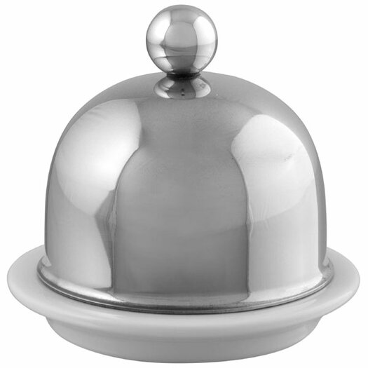 Mauviel M'tradition Butter Dish
