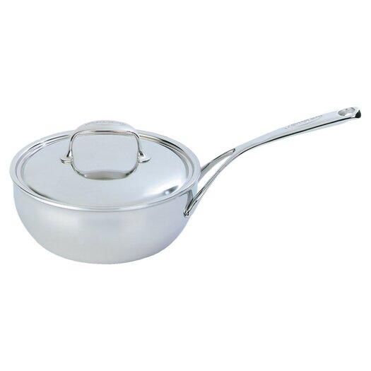 Demeyere Atlantis Saute Pan with Lid