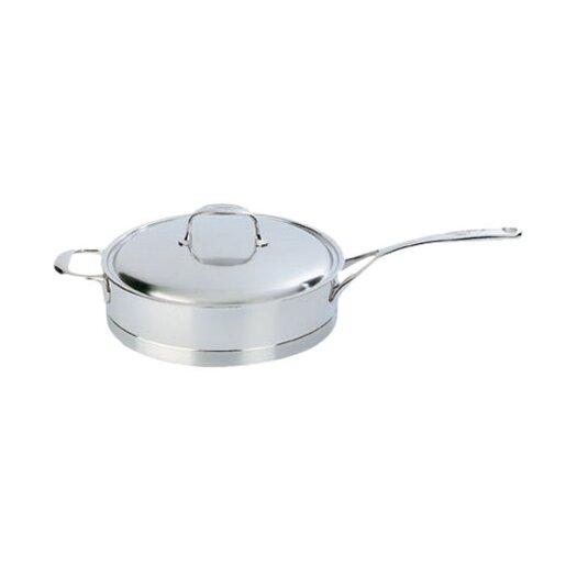 Demeyere Atlantis Stainless Steel Saute Pan with Helper Handle
