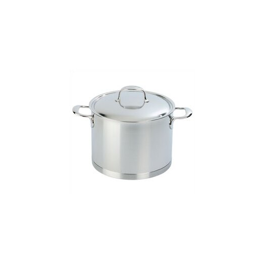 Demeyere Atlantis Stainless Steel Stock Pot