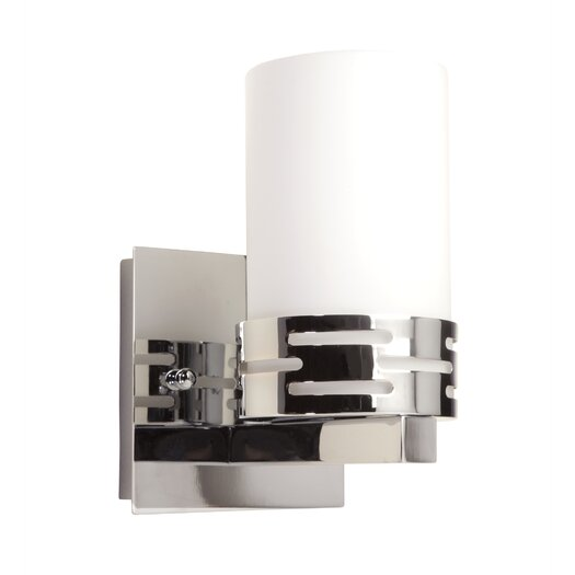 Artcraft Lighting Seattle 1 Light Wall Sconce