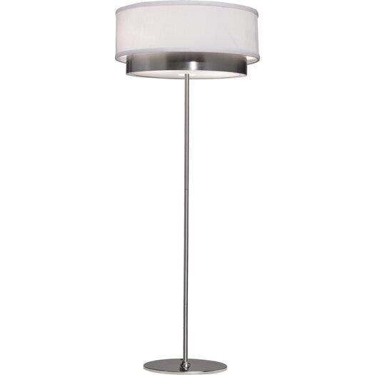 Artcraft Lighting Scandia 3 Light Floor Lamp