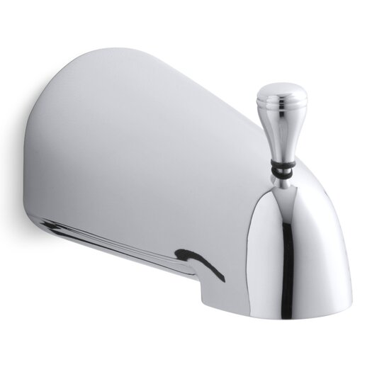 """Kohler Devonshire 4-7/16"""" Diverter Bath Spout with Npt Connection"""