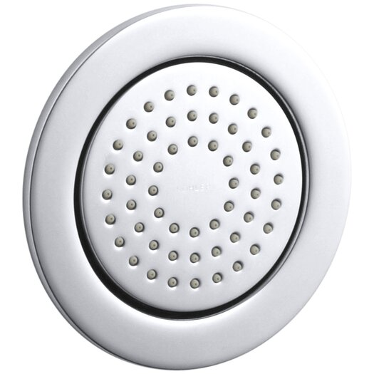 Kohler Watertile Round 54-Nozzle Bodyspray with Soothing Spray