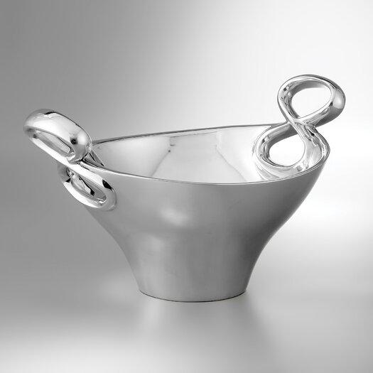Nambe Infinity Fruit Bowl