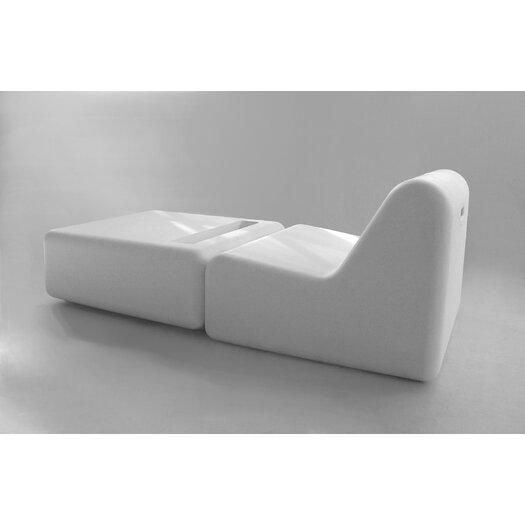 Gandia Blasco 356 Lounge Chair Table