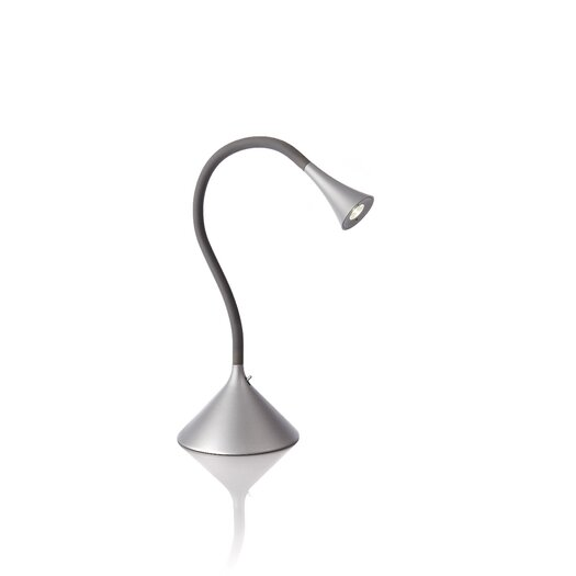 "Philips Consumer Luminaire Ledino 20.1"" H Table Lamp with Bell Shade"