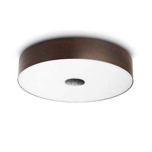 "Philips Consumer Luminaire 17.5"" Flush Mount"