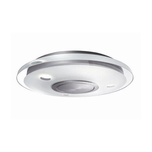 Philips Consumer Luminaire 2 Light Dimmable Semi Flush Mount