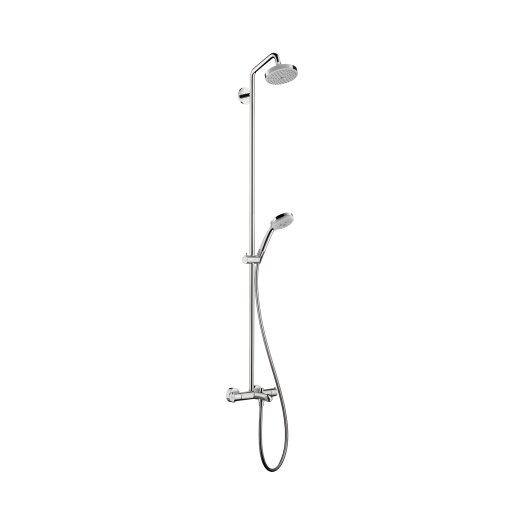 Hansgrohe Croma Tub/Shower Complete Shower System