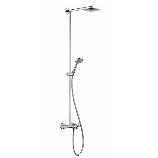 Hansgrohe Raindance Complete Shower System