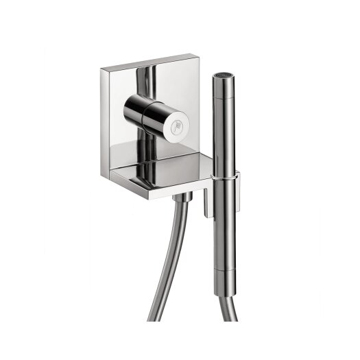 Hansgrohe Axor Starck Hand Shower with Wall Outlet and Holder