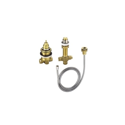 Hansgrohe Rough Valve for 3 Hole Thermostatic Trim