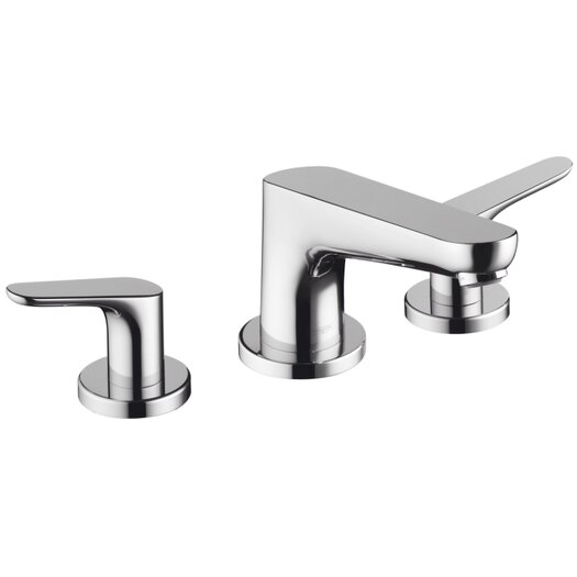Hansgrohe Focus Two Handle Deck Mount Roman Tub Faucet