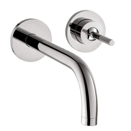 Hansgrohe Axor Uno Single Handle Wall Mounted Standard Bathroom Faucet