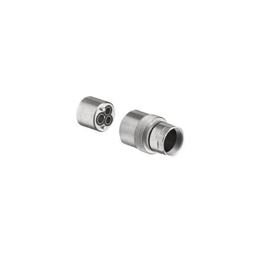 Hansgrohe Extension Set with 2-Hole