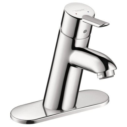 Hansgrohe Focus Single Handle Single Hole Standard Bathroom Faucet