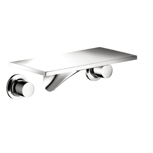 Hansgrohe Axor Massaud Two Handle Wall Mounted Tub Only Faucet