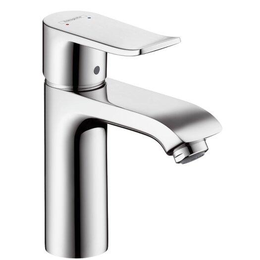 Hansgrohe Metris Single Handle Single Hole Standard Bathroom Faucet
