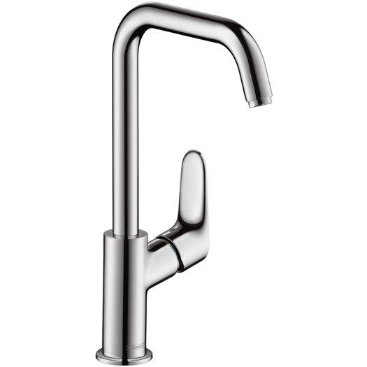 Hansgrohe Focus Single Handle Single Hole Standard Bathroom Faucet
