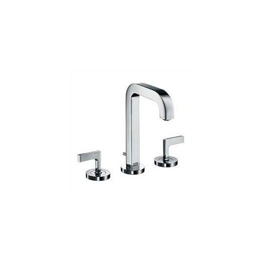 Hansgrohe Axor Citterio Double Handles Widespread Standard Bathroom Faucet