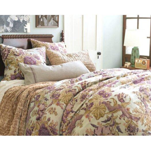 Pine Cone Hill Matte Velvet Quilt