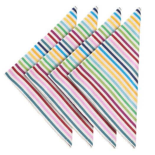 Pine Cone Hill Rainbow Stripe Napkin