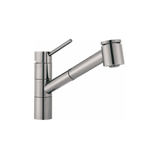 Franke Single Handle Single Hole Pull Out Kitchen Faucet