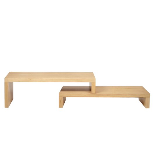 Tema cliff tv stand allmodern for Espace stand