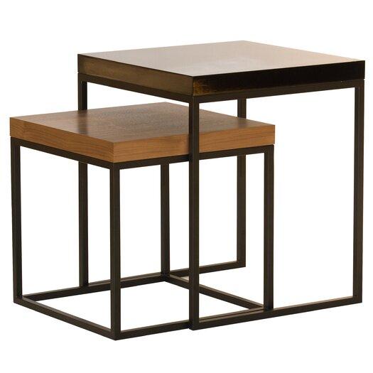 Prairie 2 Piece Nesting Tables
