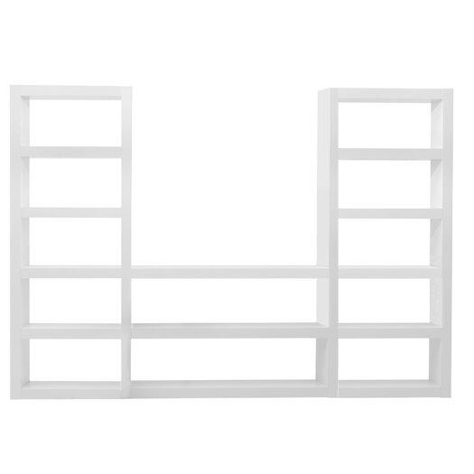 Tema Denso Composition J 84'' Standard Bookcase