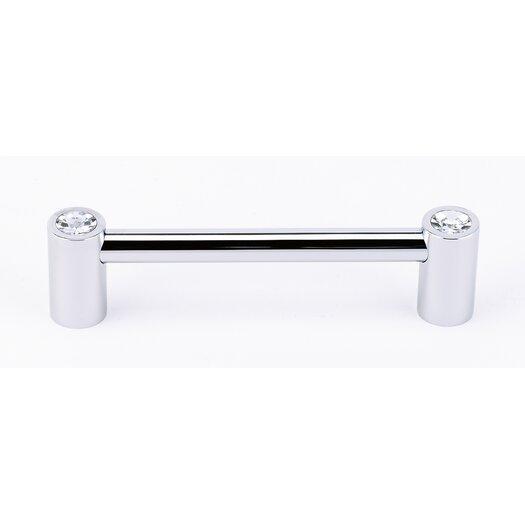 "Alno Inc Swarovski Crystal 4"" Center Bar Pull"