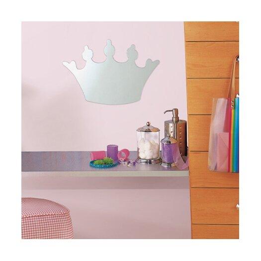Room Mates Wall Mirrors Princess Wall Decal