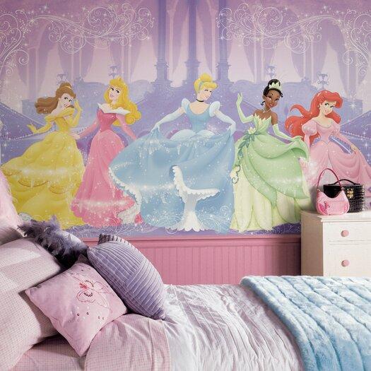 Room Mates Perfect Princess Wall Mural